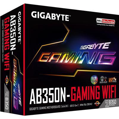 Gigabyte GA-AB350N-GAMING WIFI (rev. 1.0)