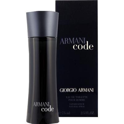 Giorgio Armani Armani Code for Men EdT 75ml