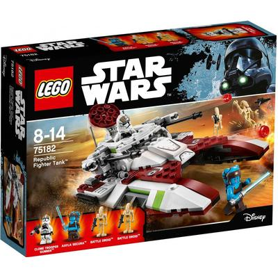 Lego Star Wars Republic Fighter Tank 75182