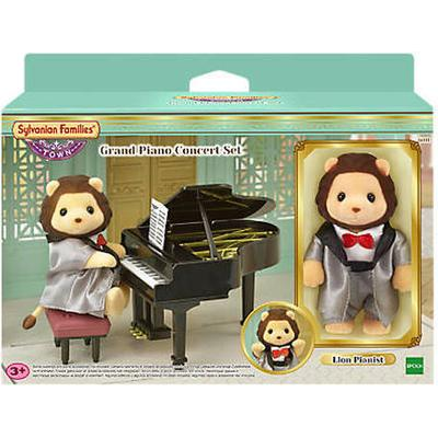 Sylvanian Families Grand Piano Concert Set