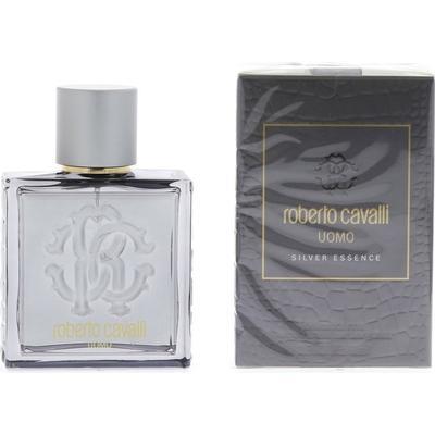Roberto Cavalli Uomo Silver Essence EdT 60ml
