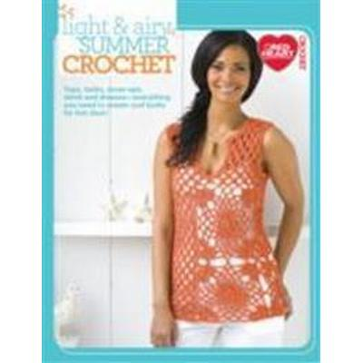 Light and airy summer crochet - tops, tanks, cover-ups, skirts and dresses (Pocket, 2014)