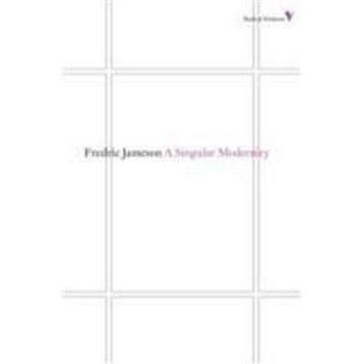 A Singular Modernity (Pocket, 2013)