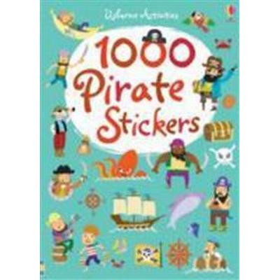 1000 pirate stickers (Pocket, 2014)