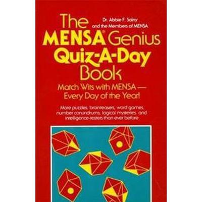 The Mensa Genius Quiz-A-Day Book (Pocket, 1989)