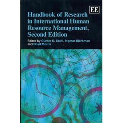 Handbook of Research in International Human Resource Management (Pocket, 2013)