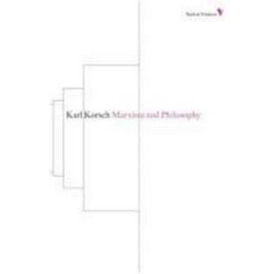 Marxism and Philosophy (Pocket, 2013)