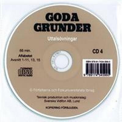 Goda Grunder cd audio uttal (Övrigt format, 2008)