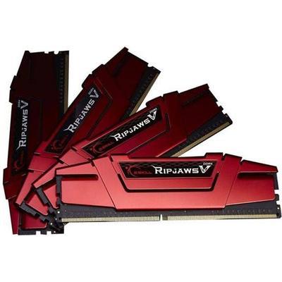 G.Skill Ripjaws V DDR4 3600MHz 4x16GB (F4-3600C19Q-64GVRB)