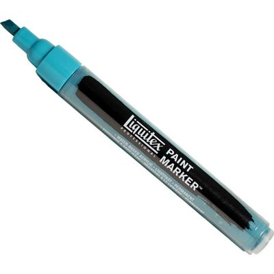 Liquitex Paint Marker Fine Nib 2-4mm Cobalt Turquoise