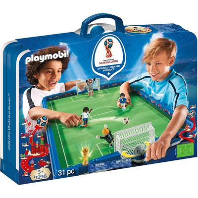 Playmobil Take Along 2018 FIFA World Cup Russia Arena 9298