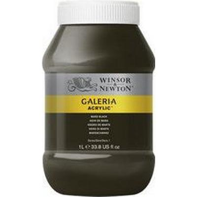 Winsor & Newton Acrylic Paint Galeria Black 1L