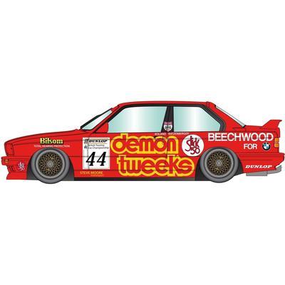 Scalextric BTCC BMW E30 M3 Roland Ratzenberger Brands Hatch 1988 C3739