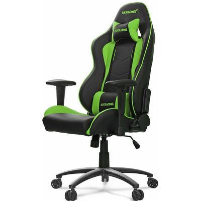 AKracing Nitro Gaming Chair - Black/Green