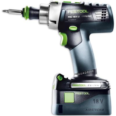 Festool PDC 18/4 Li 5.2-Set/XL