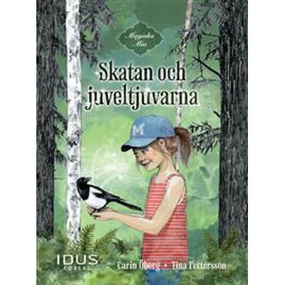 Skatan och juveltjuvarna (Inbunden, 2014)