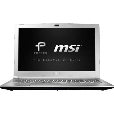 """MSI PL62 7RC-068UK 15.6"""""""