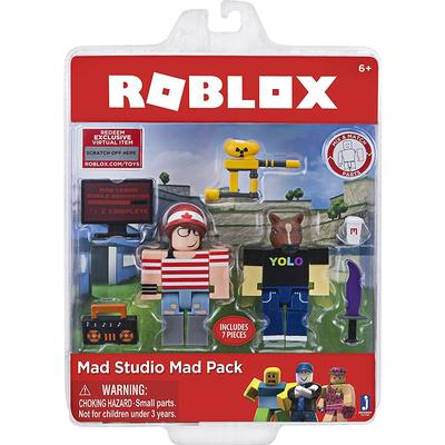 Jazwares Roblox Mad Studio Mad Pack