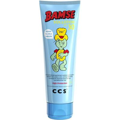 CCS Bamse Sollotion SPF30 250ml