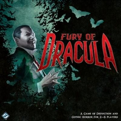 Fantasy Flight Games Fury of Dracula