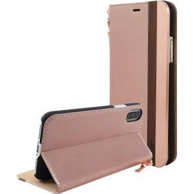Uunique Shimmer Folio Case (iPhone X)