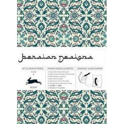 Persian Designs Gift Wrapping Paper Book (Pocket, 2013)