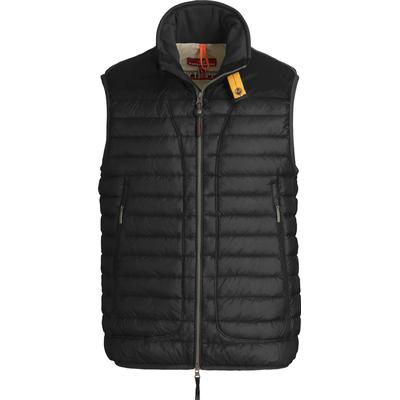 Parajumpers Sully Day Tripper Puffer Vest Black (18SPMJCKDT01)