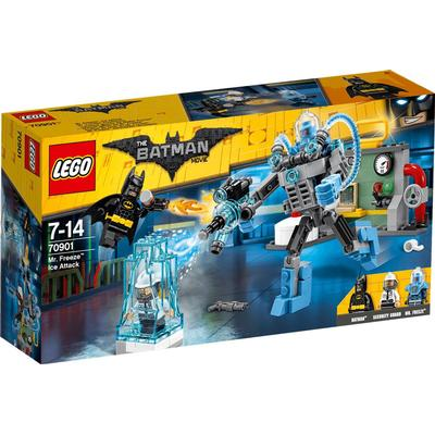 Lego The Batman Movie Mr. Freeze Ice Attack 70901