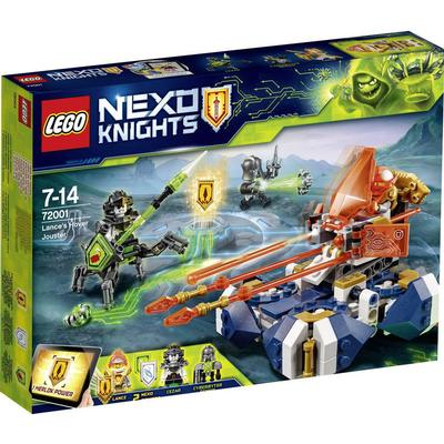 Lego Nexo Knights Lance's Hover Jouster 72001