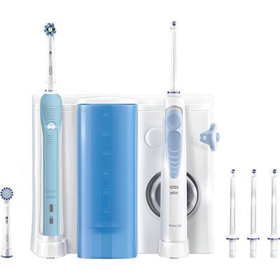Oral-B Pro 700 + Waterjet