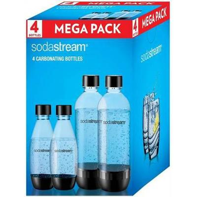 SodaStream PET bottles (Set of 4)
