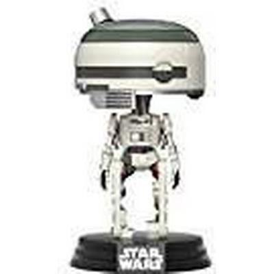 Funko Pop! Star Wars: Red Cup 26990 Pop 15 Bobble Figure