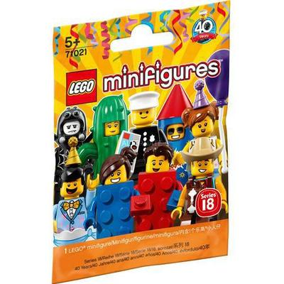 Lego Minifigures Series 18 Party 71021