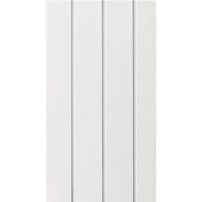 RAW Fyr profil 3131 - Fugt 8% - Hvidmalet - 19 x 125 mm