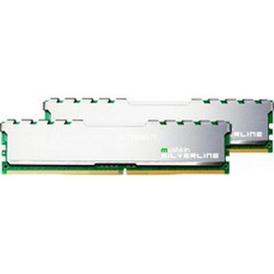 Mushkin Silverline DDR4 2400MHz 2x4GB (MSL4U240HF4GX2)