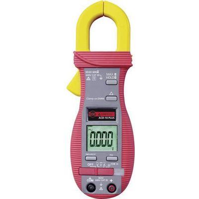 Beha Amprobe ACD-10 PLUS Strømtang , Hånd-multimeter digital Kalibrering efter: Fabriksstandard CAT III 600 V Visning (counts): 4000