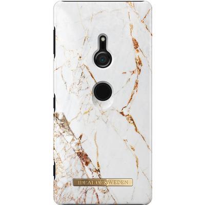 iDeal of Sweden Carrara Gold Fashion Case (Xperia XZ2)