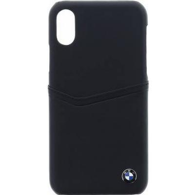 BMW Soft Case Genuine Leather (iPhone X)
