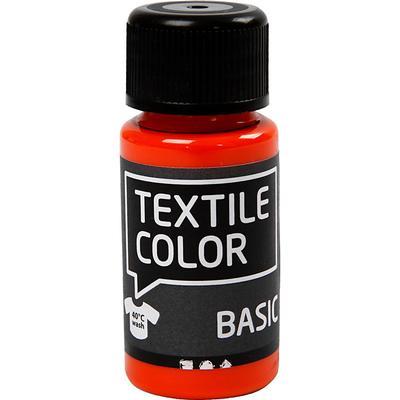 Textile Color Paint Orange 50ml