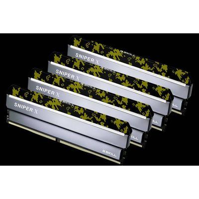 G.Skill Sniper X DDR4 3600MHz 4x16GB (F4-3600C19Q-64GSXKB)