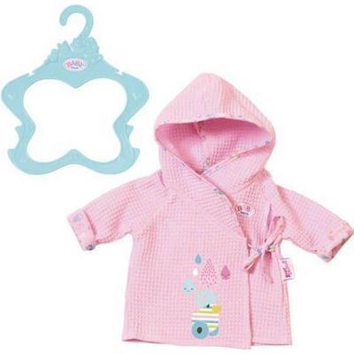68c27479a15 Zapf Baby Born Bathrobe - Sammenlign priser hos PriceRunner