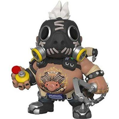 Funko Pop! Games Overwatch Roadhog 6""