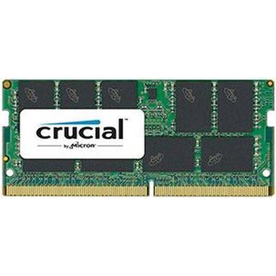 Crucial DDR4 2666MHz 16GB ECC (CT16G4TFD8266)