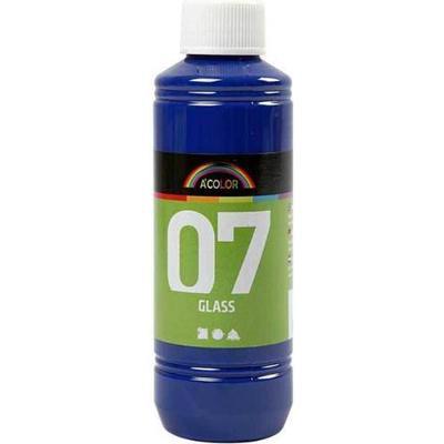 A Color Glass Paint Brilliant Blue 250ml