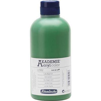 Schmincke Akademie Acryclic Color Green 500ml