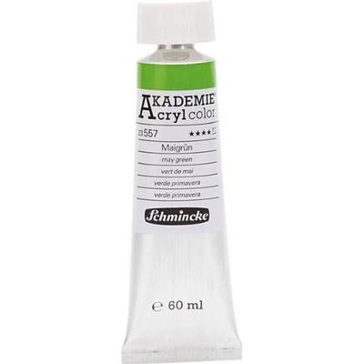 Schmincke Akademie Acryclic Color Green 60ml