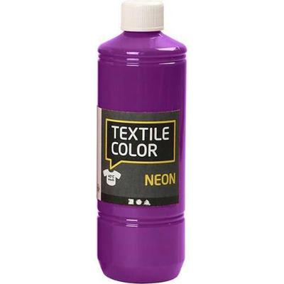 Textile Color Paint Neon lilac 500ml