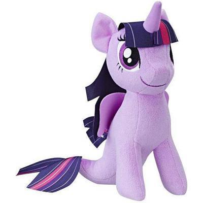 Hasbro My Little Pony the Movie Princess Twilight Sparkle Sea Pony Cuddly Plush C2964