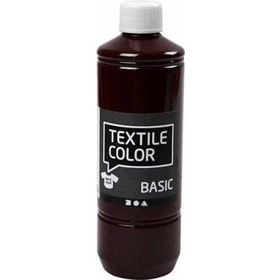Textile Color Paint Basic Aubergine 500ml