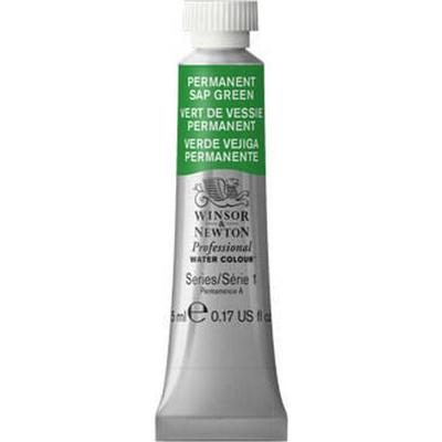 Winsor & Newton Professional Water Colour Permanent Sap Green 5ml